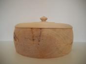 Brottopf Brotkasten Brotaufbewahrung kein Schimmel Zirbe