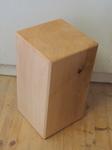 Hocker Blockhocker Holzhocker Buche Holz